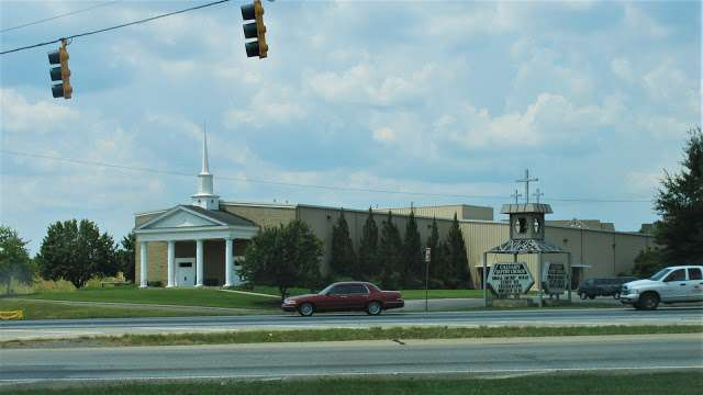 Calvary Baptist Church - Church in Rome, GA