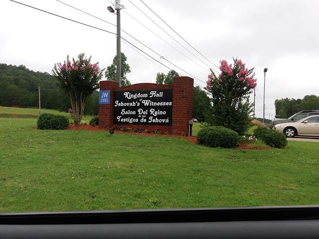 Jehovah's Witnesses Church in Rome, GA