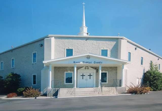 Rome Baptist Temple | A place for faith, family, and ...