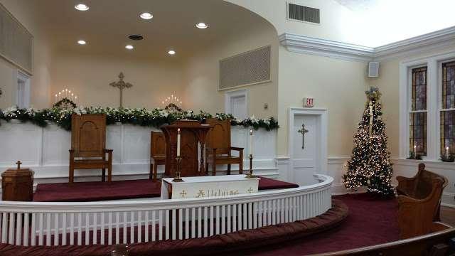 South Broad United Methodist Church in Rome, GA