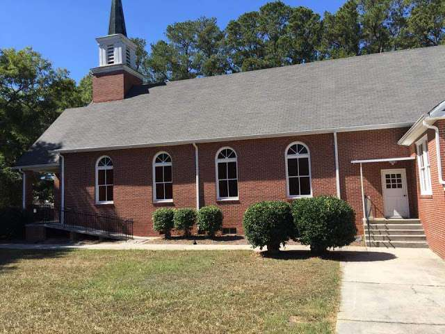 St. Andrew's Anglican Church Church in Rome, GA